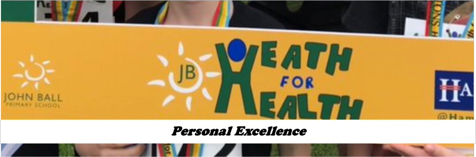 Personal Excellence 2